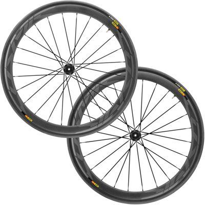 Paire de roues Mavic Cosmic Pro Carbon SL UST (disque) 2018