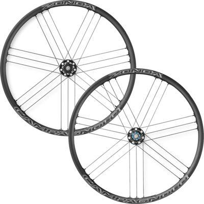 Paire de roues de route Campagnolo Zonda (disque, QR) 2018