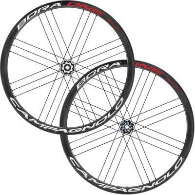 Paire de roues de route Campagnolo Bora One 35 (boyau, disque) 2018