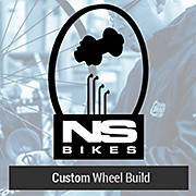 NS Bikes Custom MTB Rear Wheel