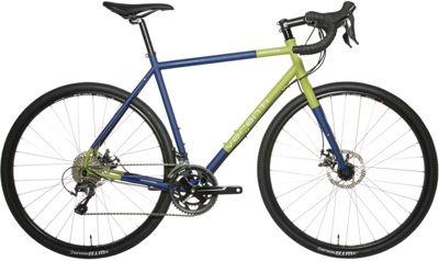 Vélo de route Verenti Substance Tiagra Adventure 2017