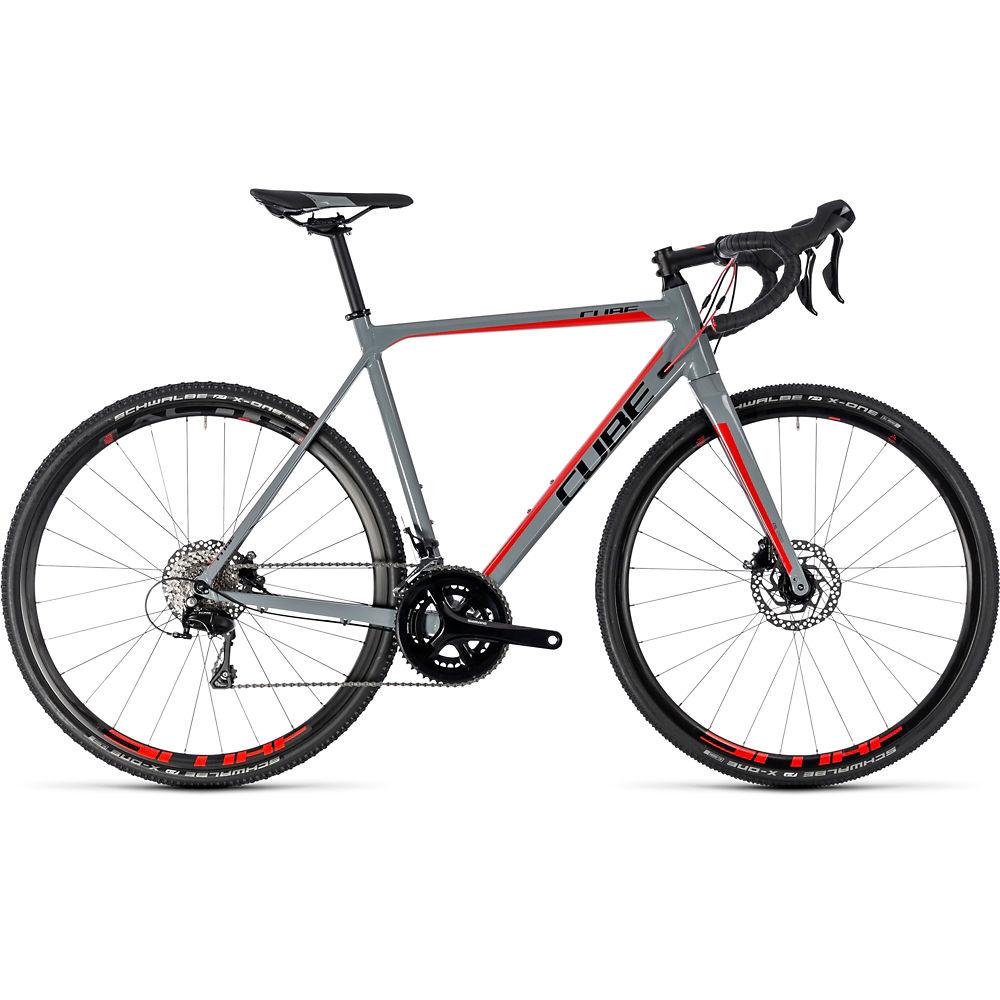 Bicicleta de MTB Cube Cross Race Pro 2018