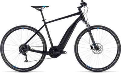 Cube Cross Hybrid ONE 400 E-Bike 2018