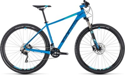 VTT rigide Cube Attention SL 29 2018