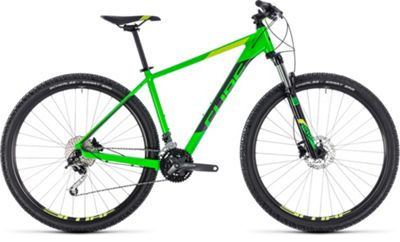 VTT rigide Cube Analog 29 2018