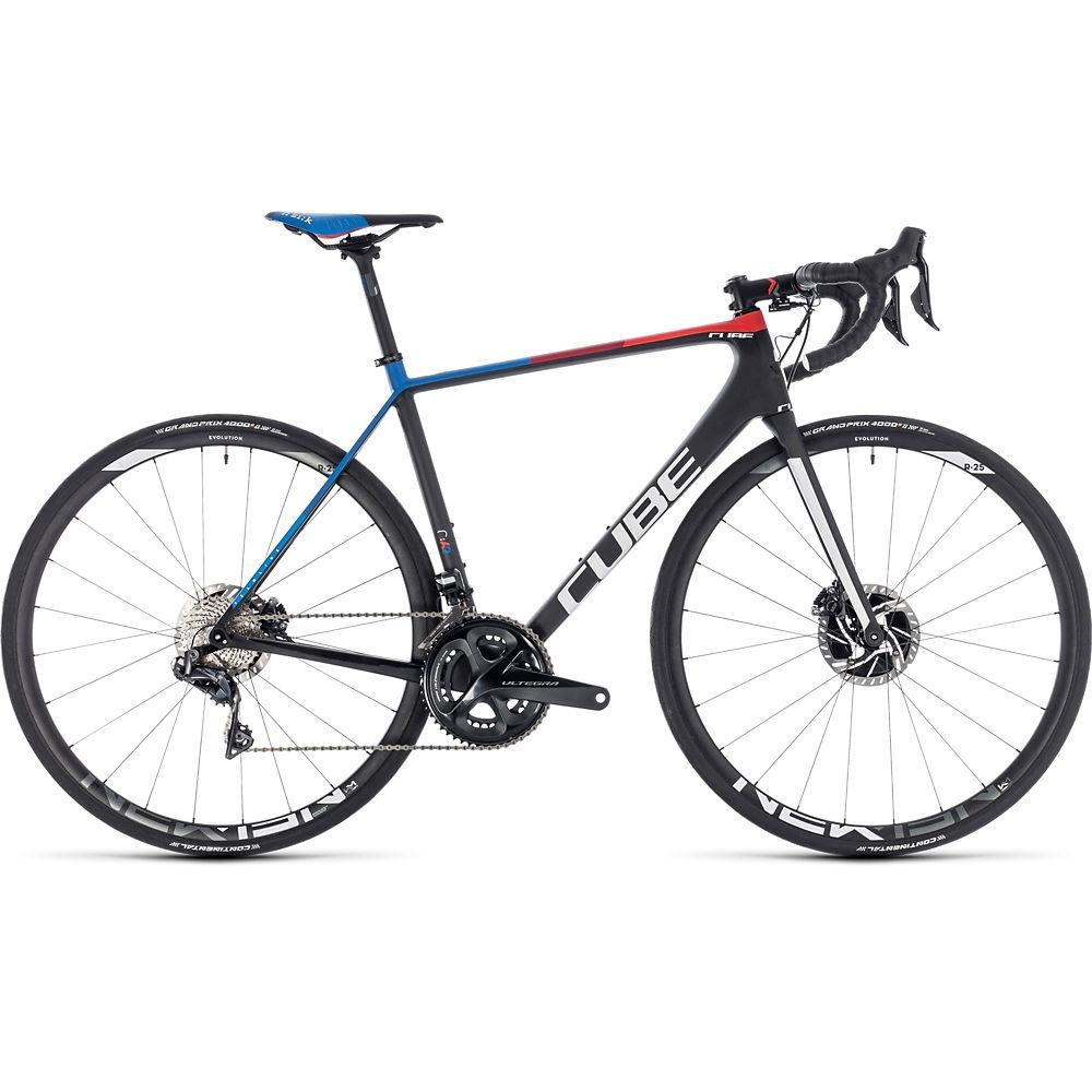 Bicicleta de carretera de disco Cube Litening C:62 Race 2018