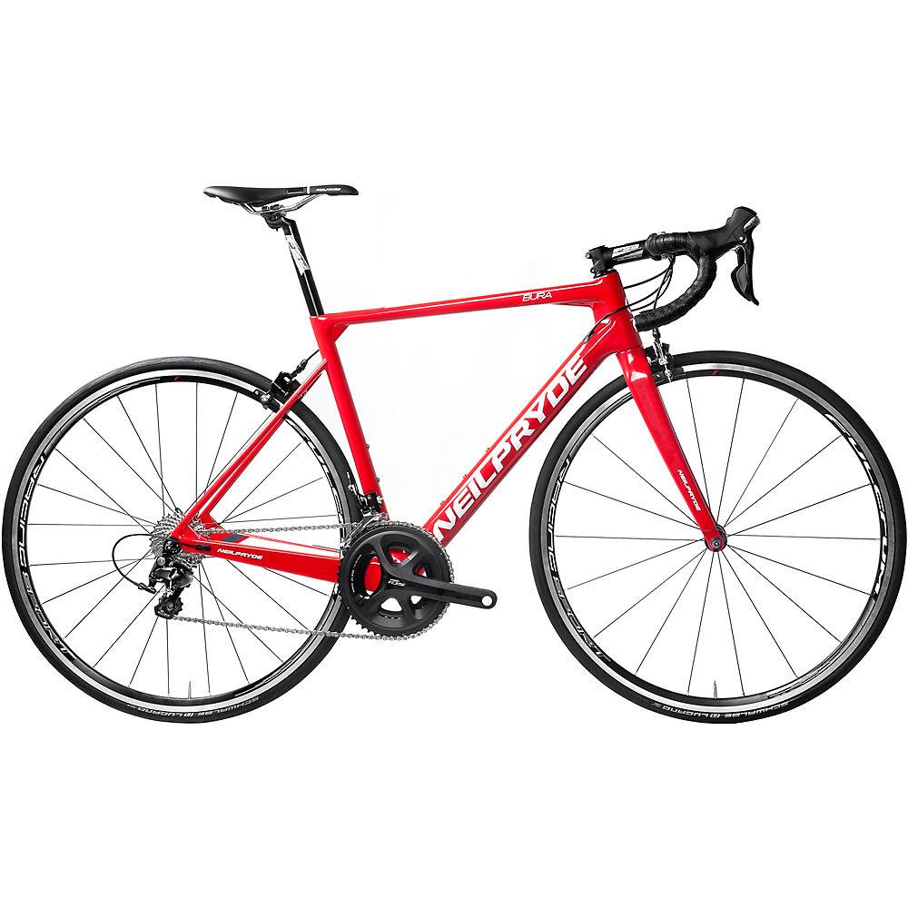 Bicicleta de carretera NeilPryde Bura (105) 2017