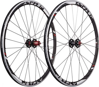 Roues route Novatec Jetfly Alliage DB AW17