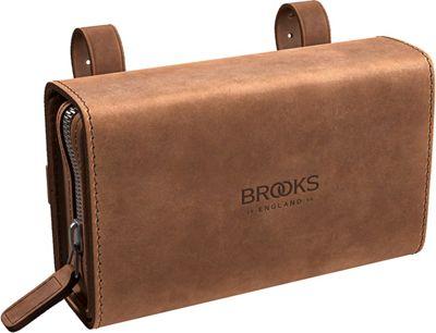 Sac de selle Brooks England D Shaped Pre-Aged 2015