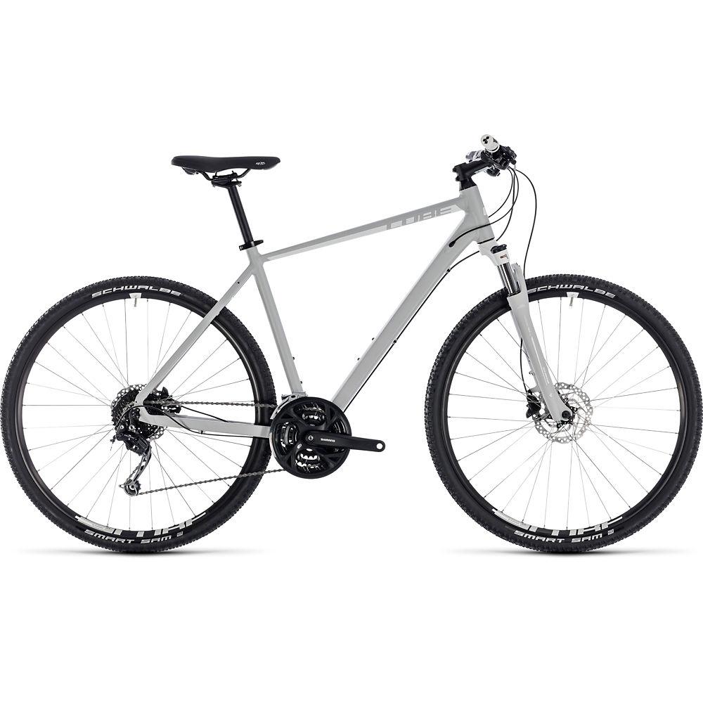 Bicicleta de carretera Cube Nature Pro Touring 2018