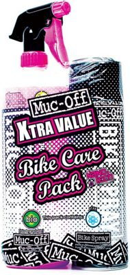 Kit d'entretien Muc-Off Duo Pack Xtra
