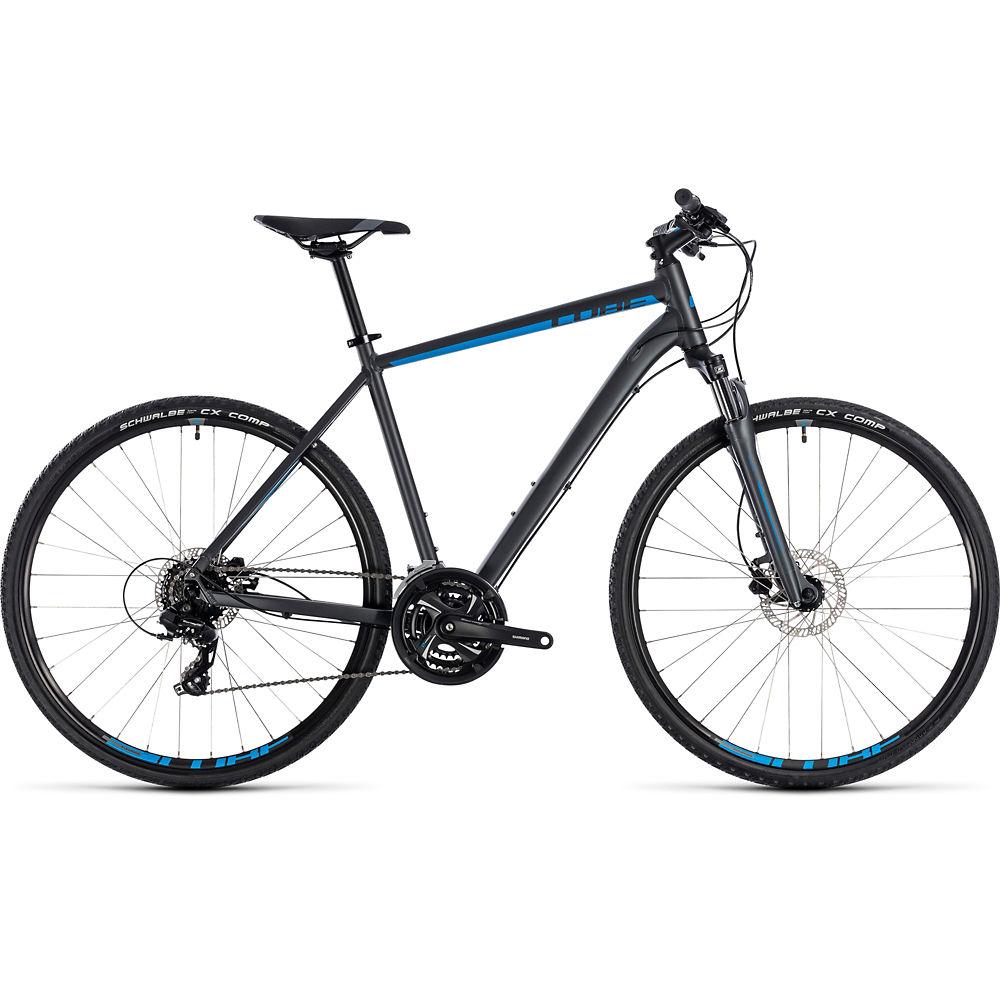 Bicicleta de carretera Cube Nature Touring 2018