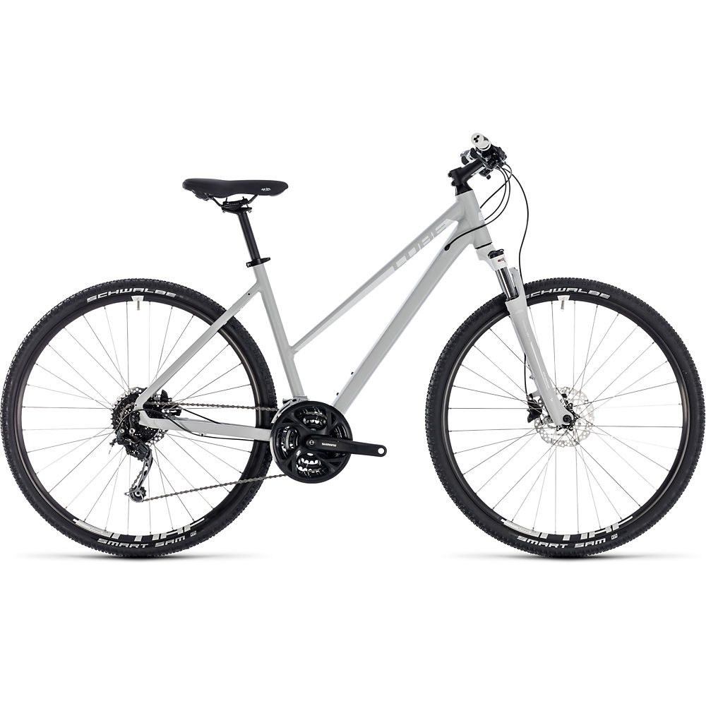 Bicicleta de carretera Cube Nature Pro Trapeze Touring 2018