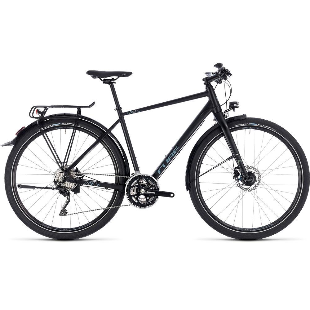 Bicicleta de carretera Cube Travel EXC Touring 2018