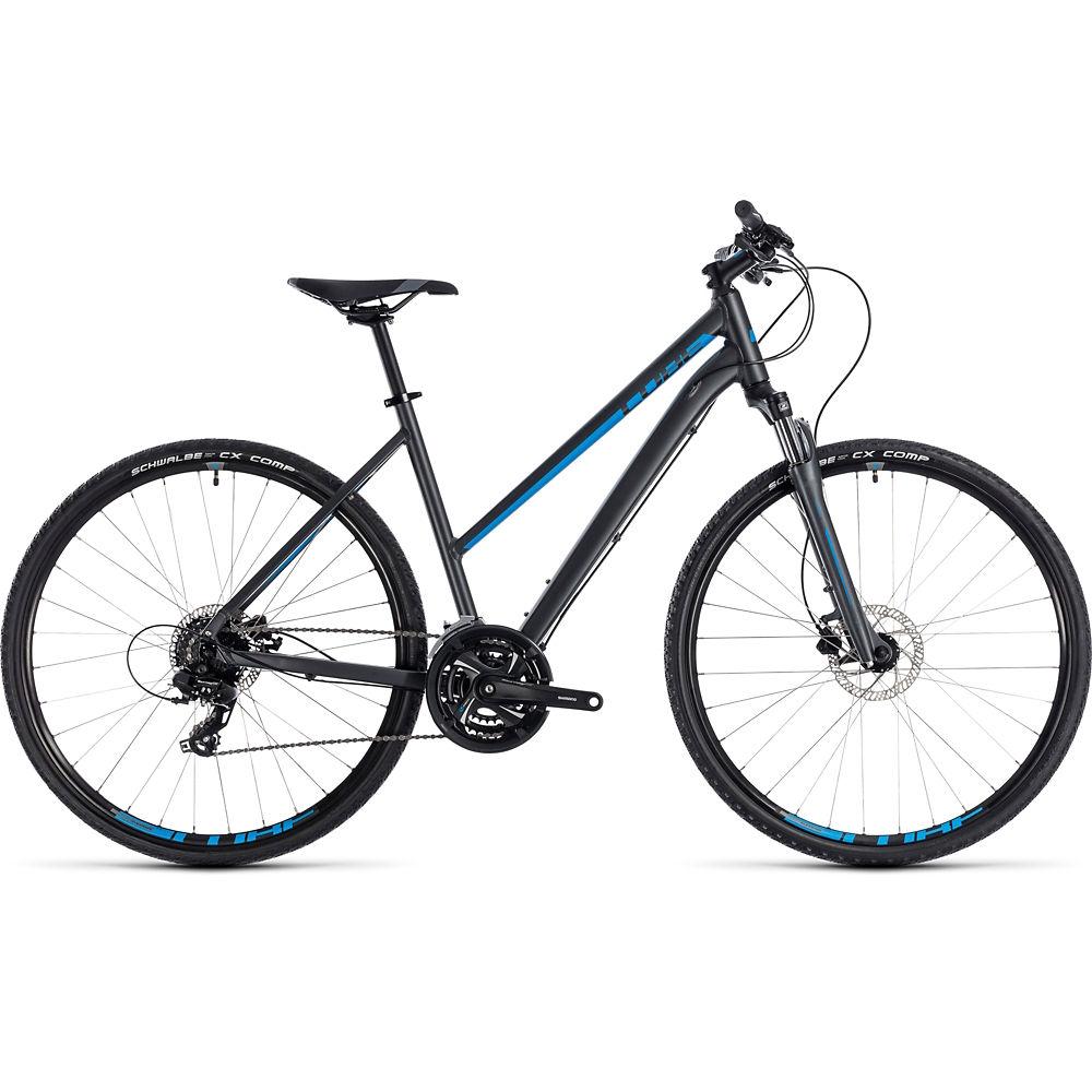 Bicicleta de carretera Cube Nature Trapeze Touring 2018