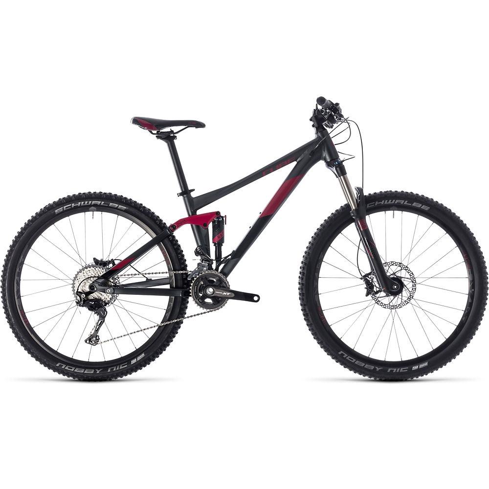 Bicicleta Cube Sting WS 120 PRO 2018