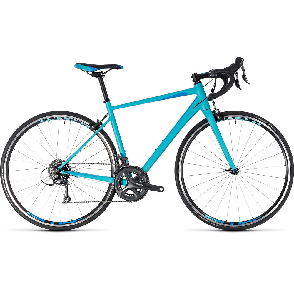 Bicicleta Cube Axial WS 2018