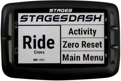 Compteur Stages Cycling Dash 2017