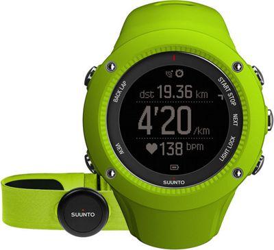 GPS Suunto Ambit 3 Run GPS avec cardiofréquencemètre 2017