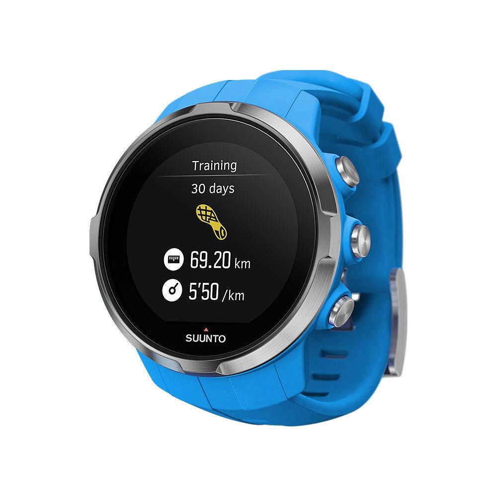 Reloj deportivo GPS con pulsómetro Suunto Spartan 2017