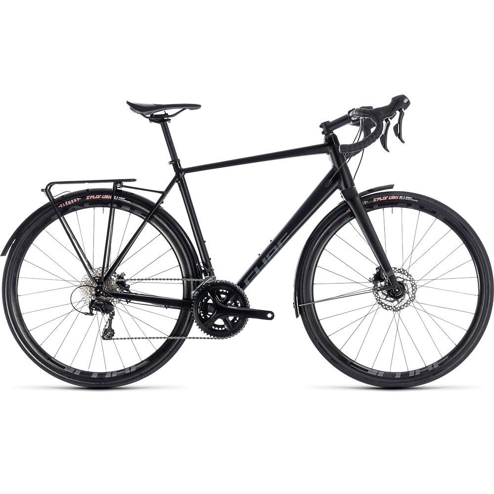 Bicicleta de carretera Cube Nuroad EXC 2018