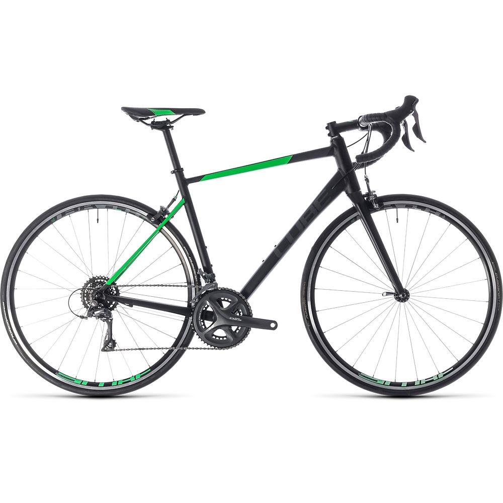 Bicicleta de carretera Cube Attain 2018