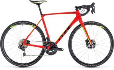 Vélo de route Cube Cross Race C:62 SLT 2018
