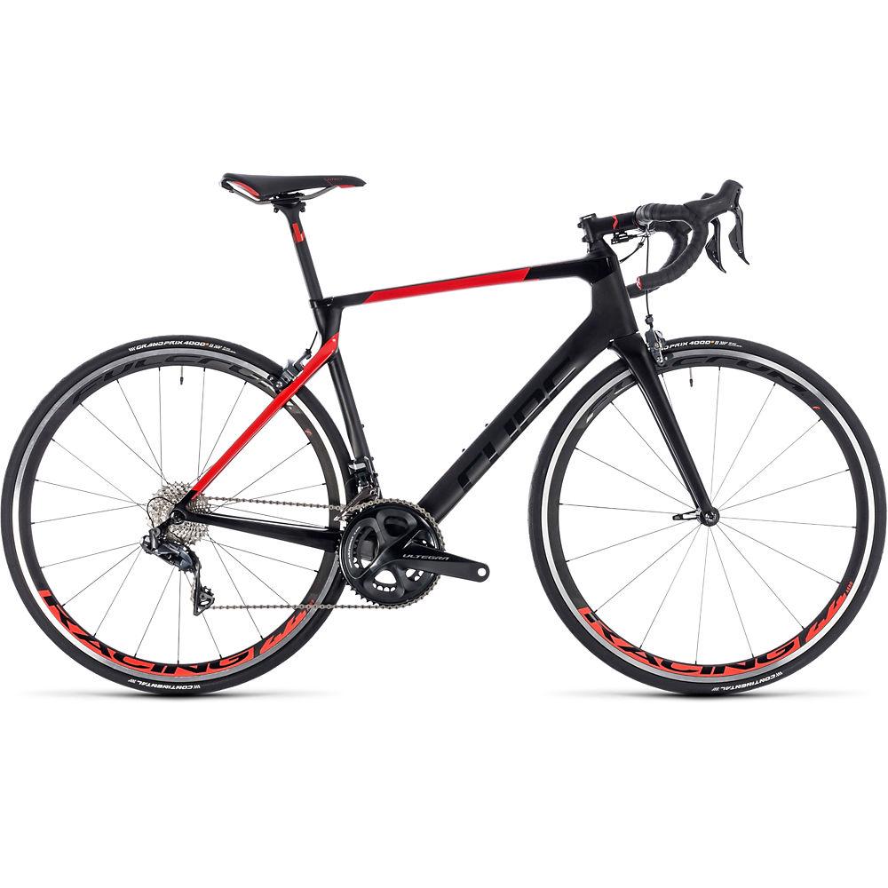 Bicicleta de carretera Cube Agree C:62 SL 2018