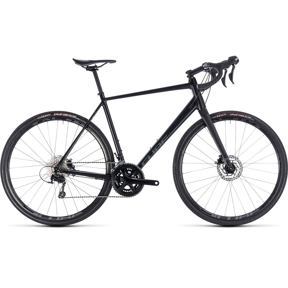 Bicicleta de carretera Cube Nuroad Pro 2018