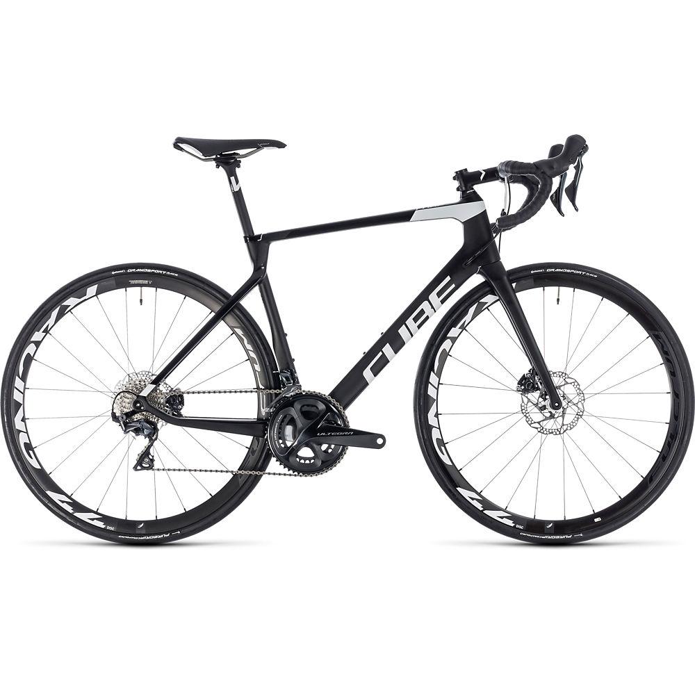 Bicicleta de carretera de disco Cube Agree C:62 Race 2018