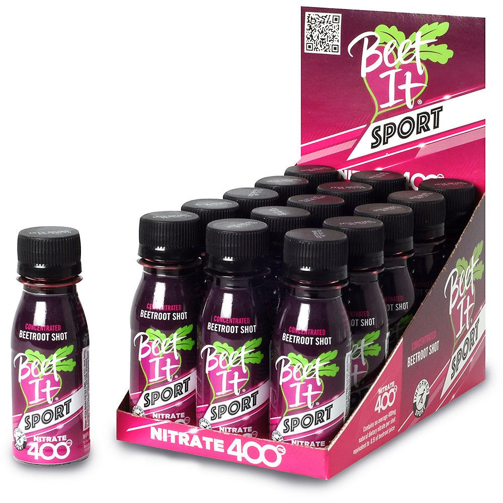Ampollas de nitrato de remolacha Beet It 400 (15 x 70 ml)