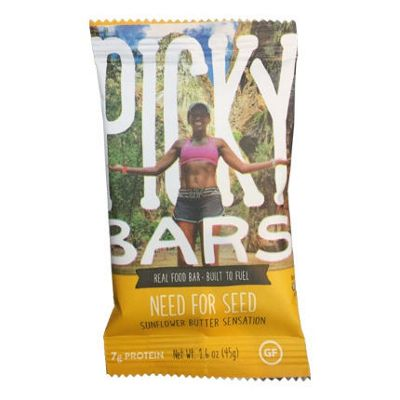 Barres Picky Need for Seed (10 x 45 g)