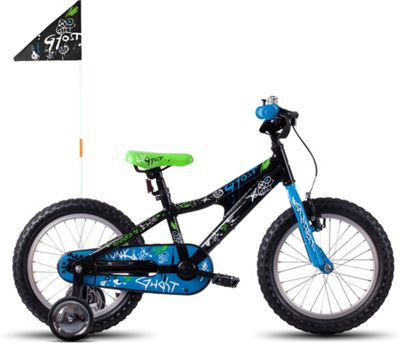 Ghost Powerkid 16'' Boys Bike 2018