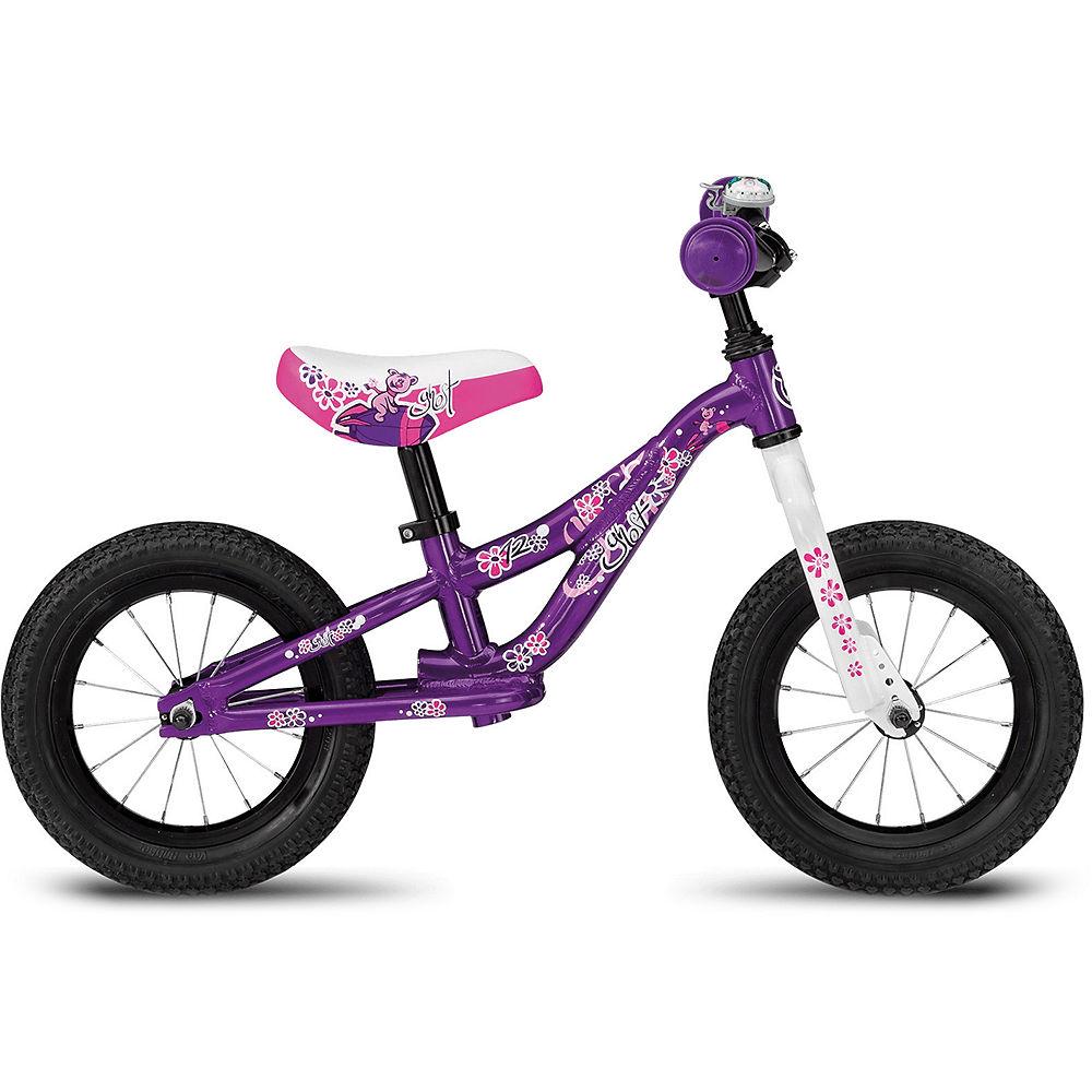 "Bicicleta de equilibrio de niña Ghost Powerkiddy 12"" 2018"