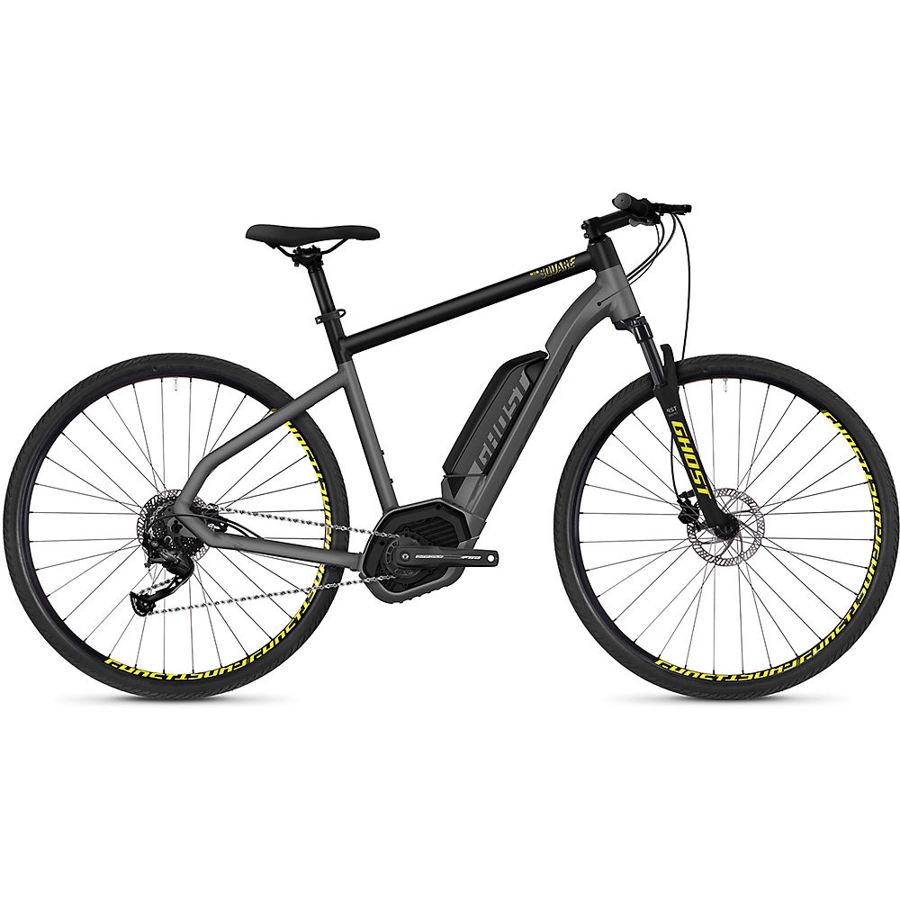 Bicicleta híbrida Ghost Square Cross B2.9 2018
