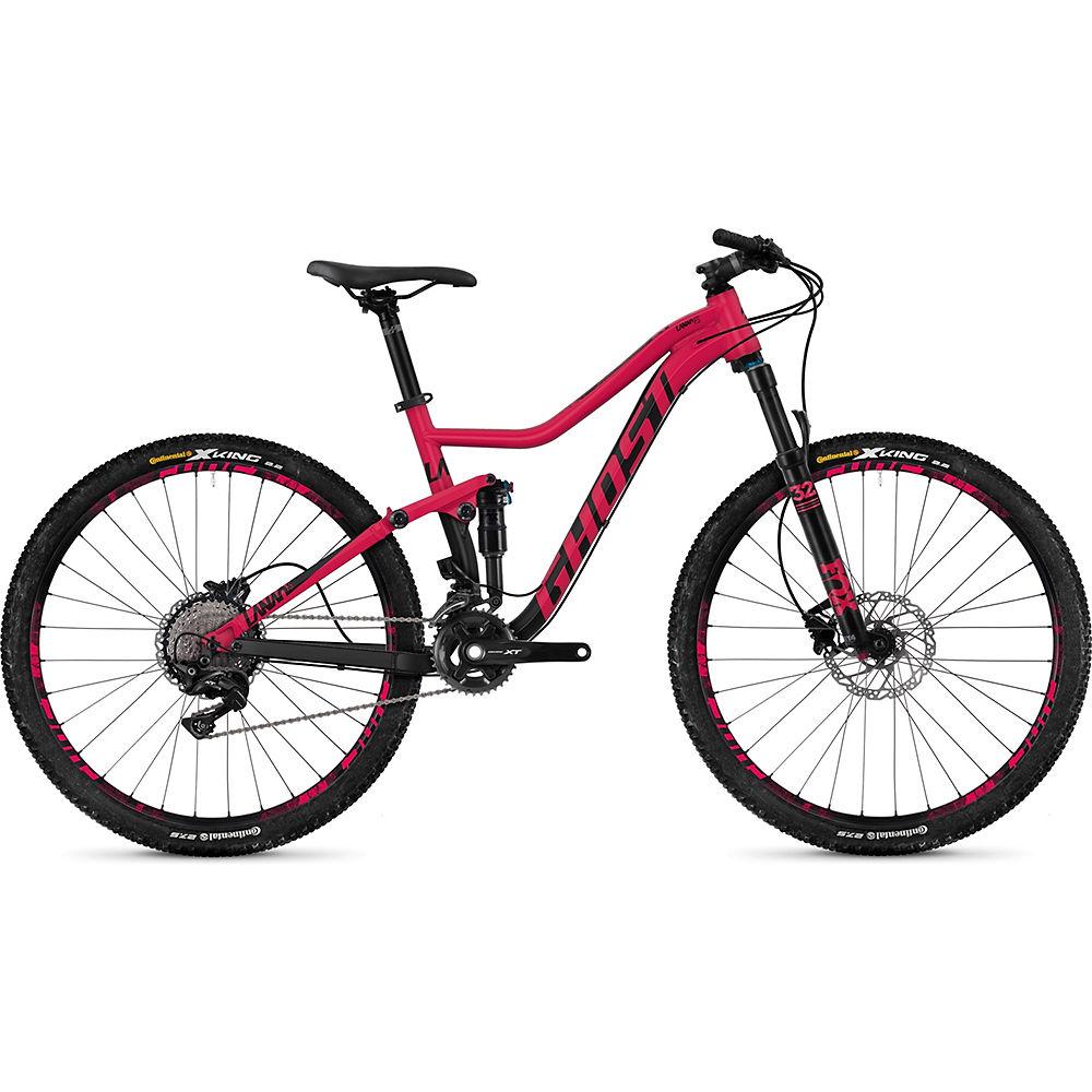 Bicicleta de doble suspensión de mujer Ghost Lanao 5.7 2018