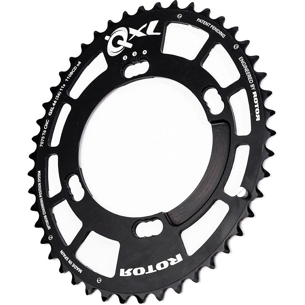 Plato Rotor QXL (externo 46 dientes - Shimano)