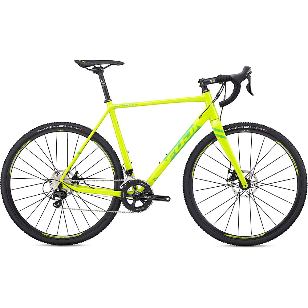 Bicicleta de carretera Fuji Cross 1.7 2018