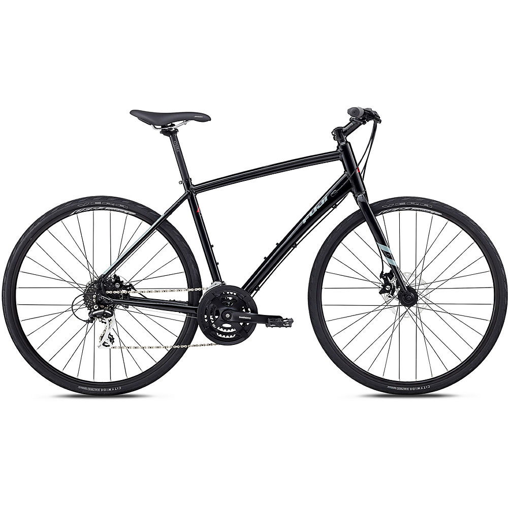 Bicicleta urbana de mujer Fuji Absolute 1.9 2018