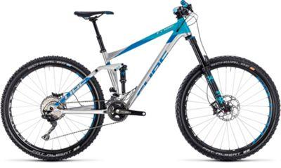 Vélo tout suspendu Cube Stereo 160 SL 27.5 2018