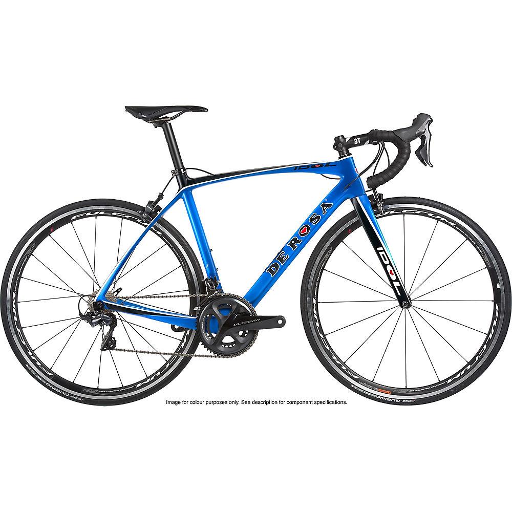 Bicicleta de carretera de disco De Rosa Idol (Ultegra) 2018