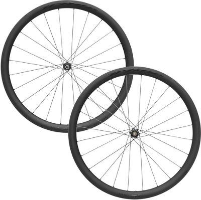 Paire de roues Prime BlackEdition 38 (carbone, disque)