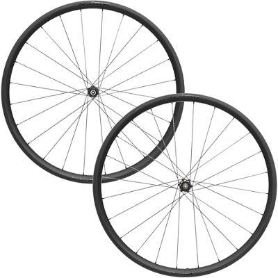 Paire de roues Prime BlackEdition 28 (carbone, disque)