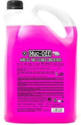 Nettoyant Muc-Off Muc-Off Nano Concentrate 5 Litre