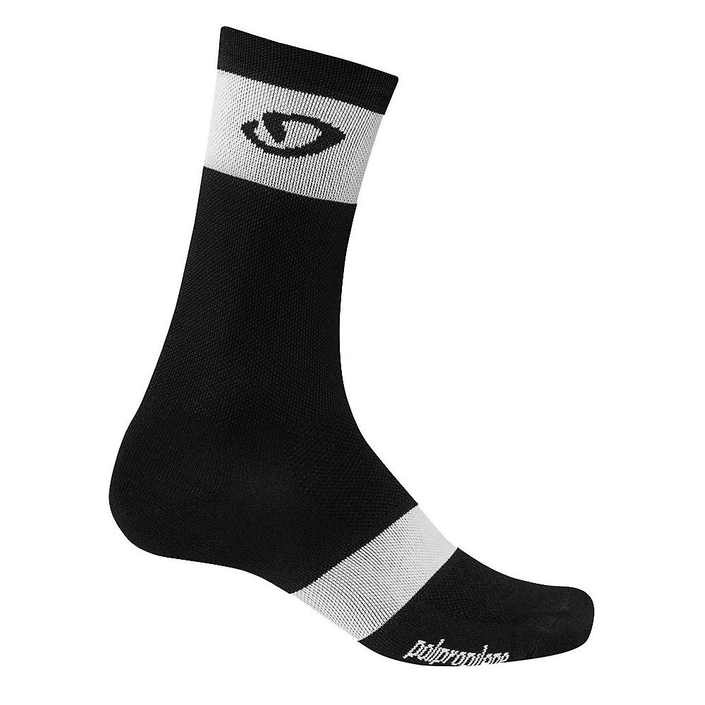 Calcetines altos Giro Comp Racer SS18
