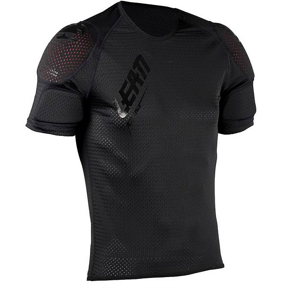Camiseta con protectores en los hombros Leatt 3DF Airfit Lite 2018