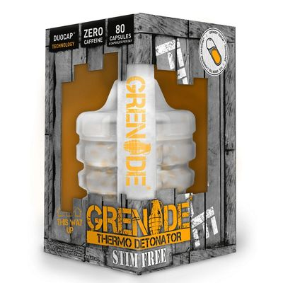 Grenade Thermo Detonator Stim Free (80 capsules)