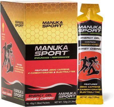 Gels énergétique Manuka Life Manuka Sport (16x45g)
