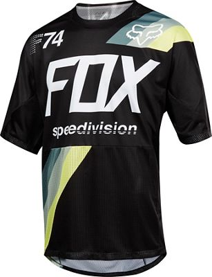 Maillot Fox Racing Demo Drafter SS18