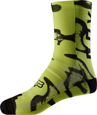 Chaussettes Fox Racing 8 Print SS18